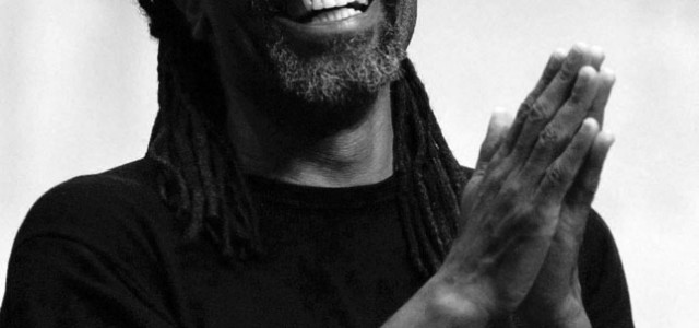 Having fun with Bobby McFerrin