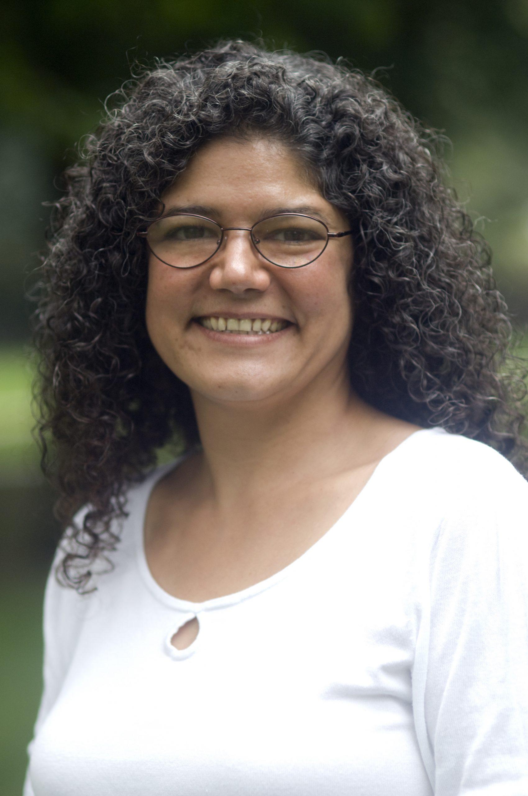 Headshot of Julianne Bruneau