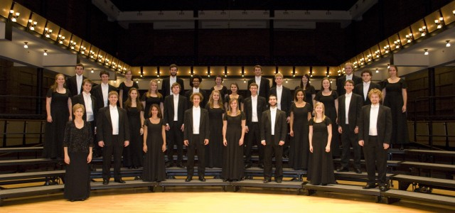 Chamber Choir goes west for break