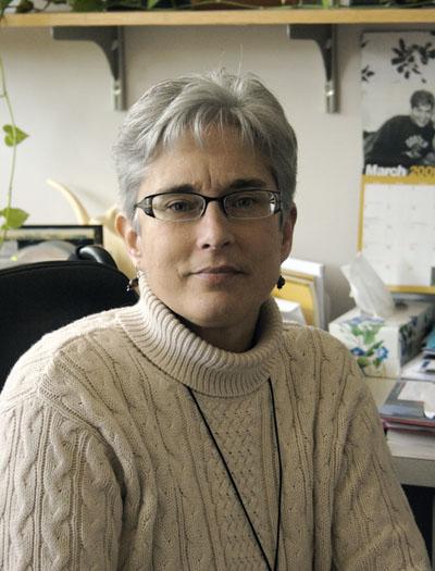 Portrait of Carolyn Schrock-Shenk