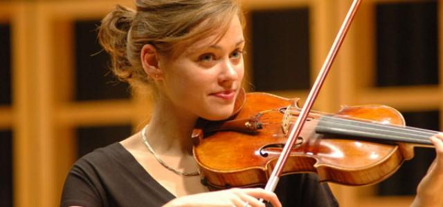Smucker's violin to showcase folk rythms