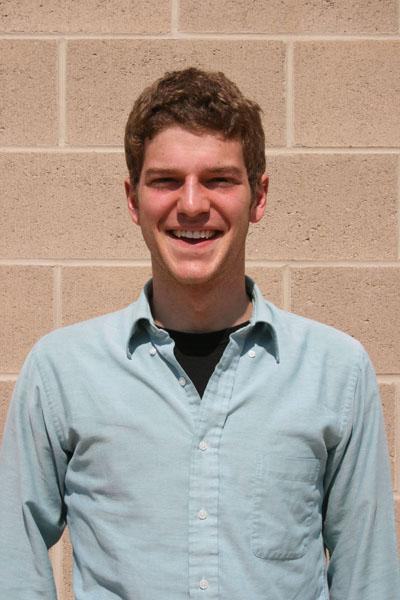 Portrait of Matt Harms