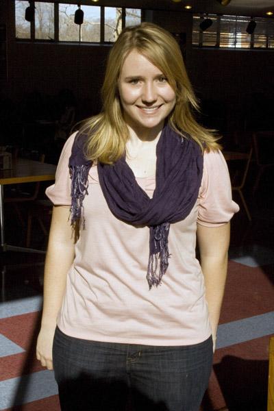 Photo of Melissa MacGregor