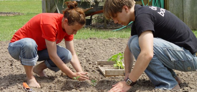 Earn natural academic credit: Merry Lea offers land stewardship options