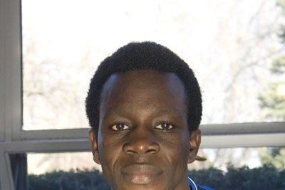 Portrait of Ramadhan Onyango