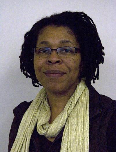 Headshot of Regina Shands Stoltzfus