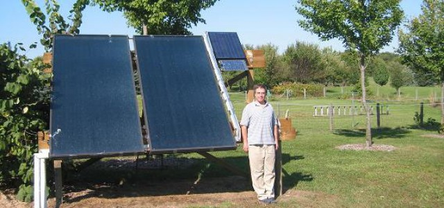 Clearing up solar domestic hot water