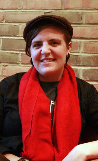 Portrait of Brooke Blough