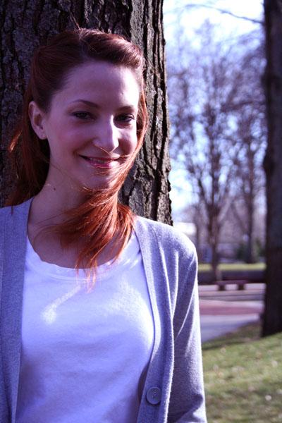 Portrait of Carolyn Stigge