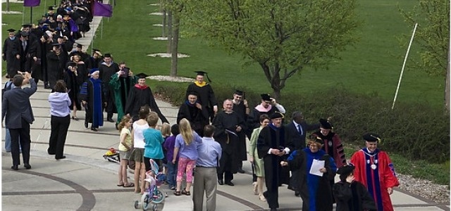 At 111th commencement, 236 receive degrees