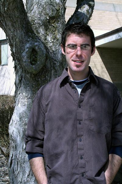 Portrait of Jake Shipe