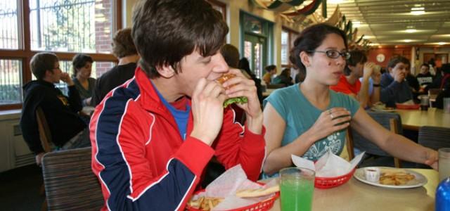 Goshen chews new food service provider: AVI Fresh replaces Sodexo