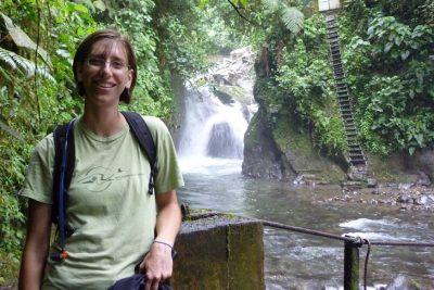 Tamara in Ecuador