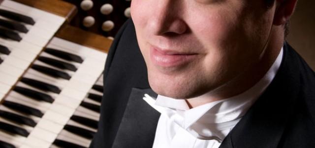 Hand's magic hands: Organ Recital Series to open on Saturday