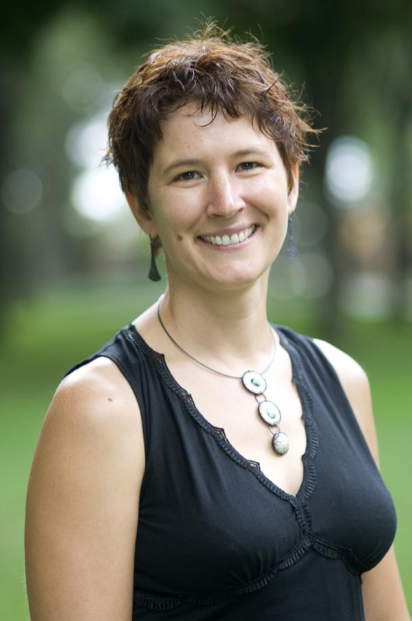 Portrait of Kristi Glick