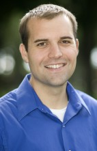 Seth Conley replaced Ron Johnson as professor of video production classes at Goshen College this year.  Photo provided by PR.
