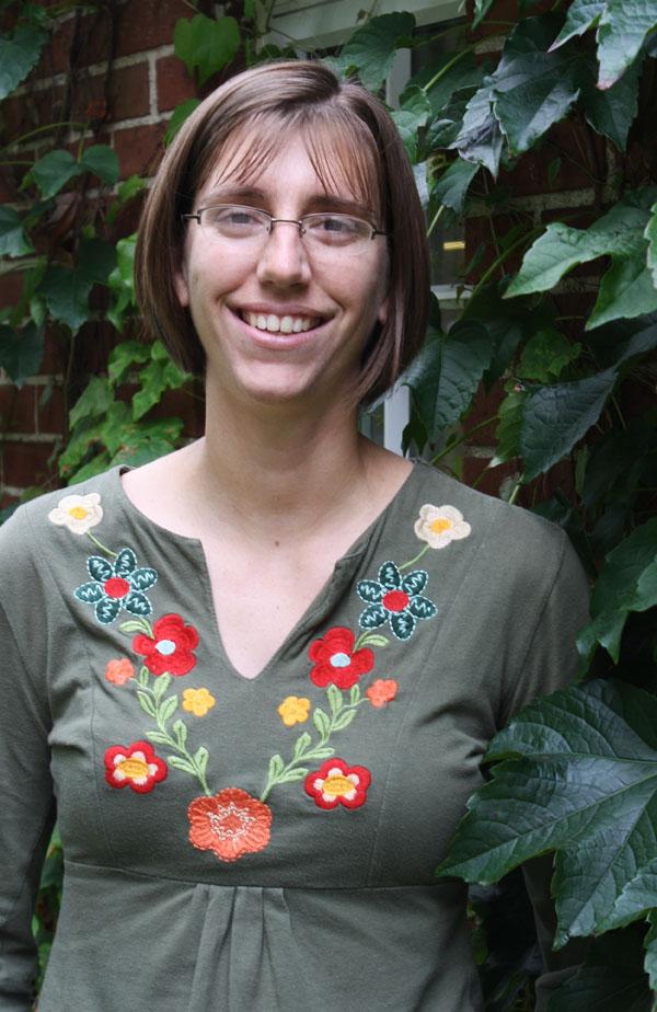 Portrait of Tamara Shantz
