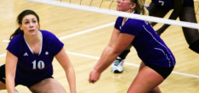 Volleyball Dominates Grace