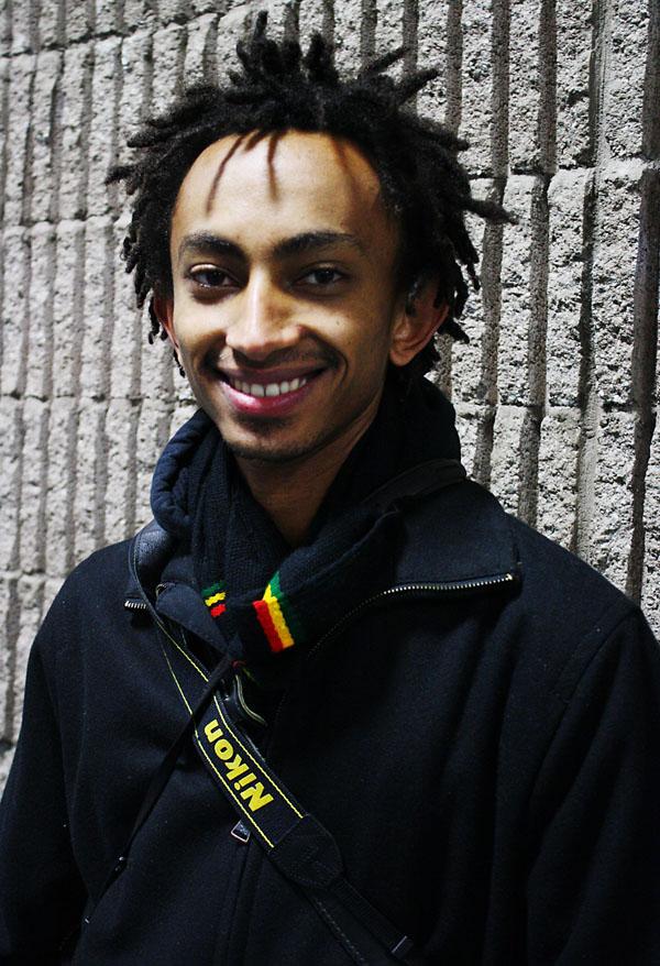 Portrait of Befekadu Abi Tsigie
