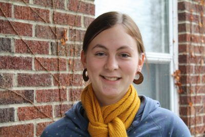 Portrait of Audrey Engle