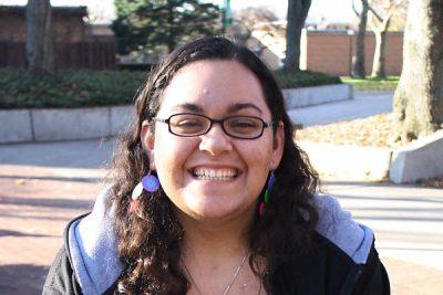 Portrait of Disi Diaz