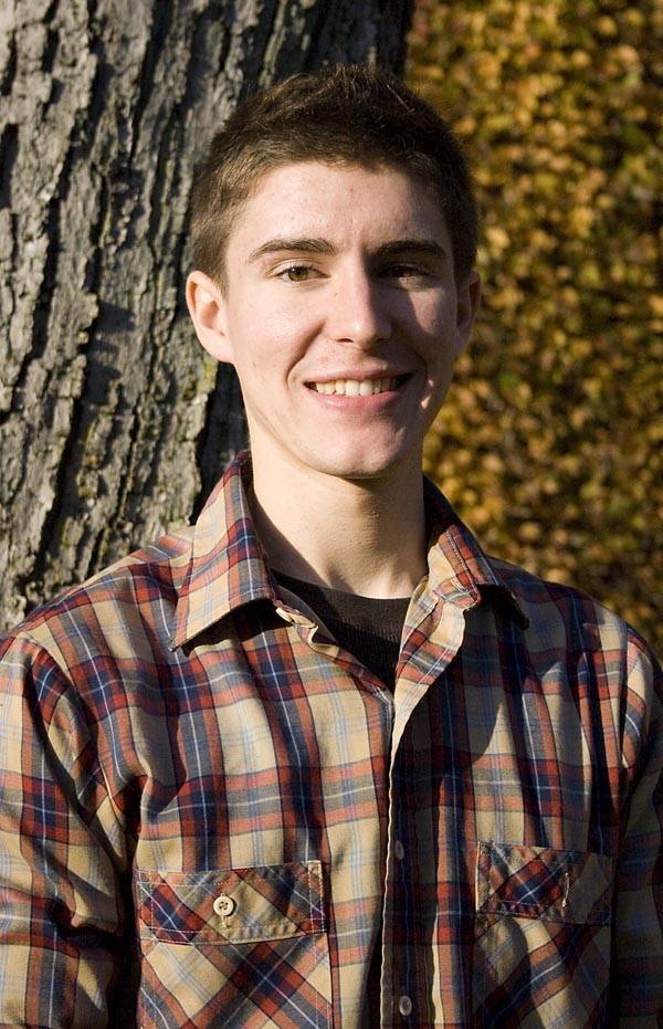 Portrait of Jake Geyer