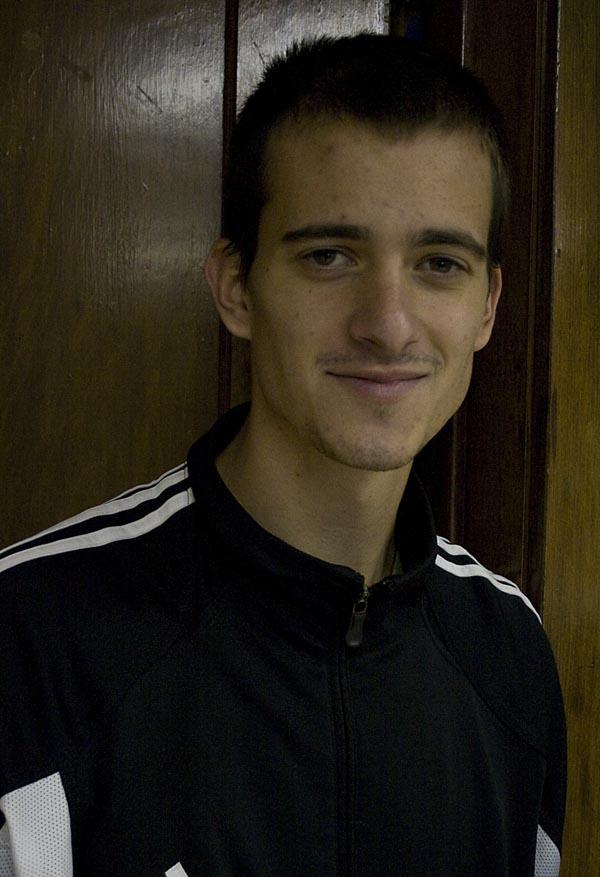 Portrait of Jordan Delp