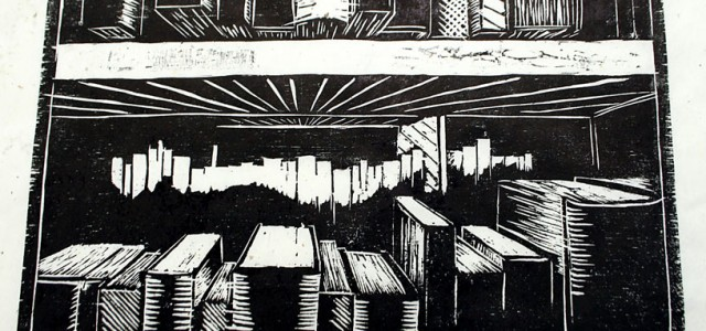 Artist's Corner: Ted Maust