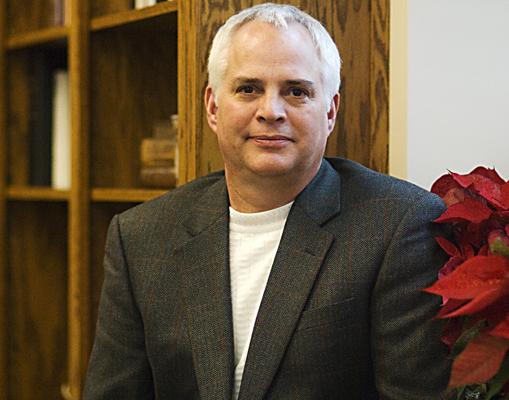 Portrait of President Jim Brenneman