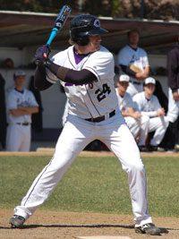 baseball player at bat