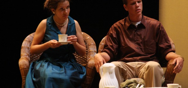 """A Gentler Place"" Peace Play premieres on Umble stage"