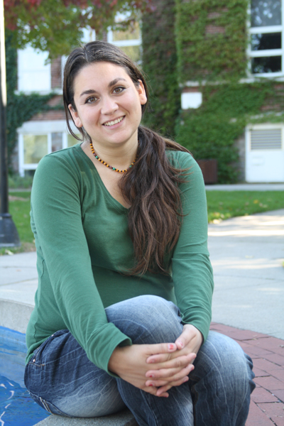 Portrait of Anita Fonseca