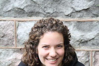 Portrait of Emily Bowman