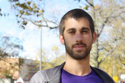 Portrait of Joel Maust