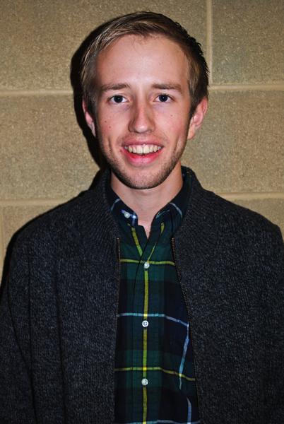 Portrait of Josh Yoder