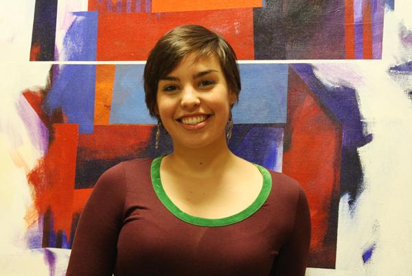 Portrait of Stephanie Hollenburg