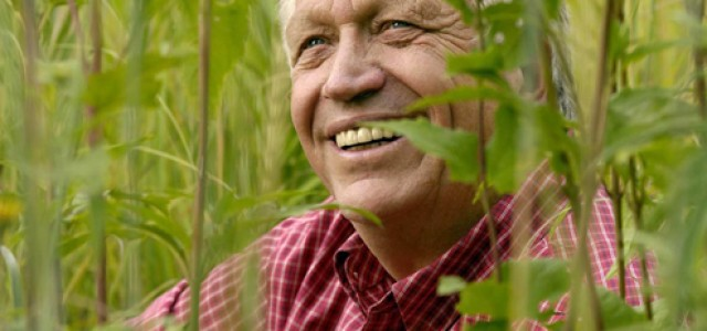 Wes Jackson to speak on agriculture measured by nature