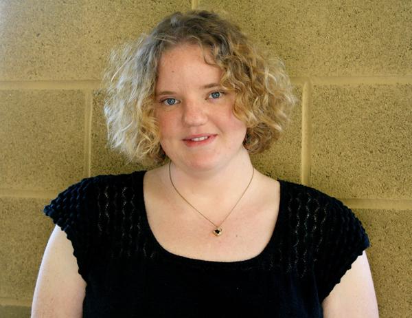 Portrait of Kellyn Yoder