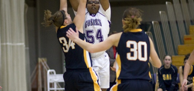 Spring Arbor tops GC women's basketball