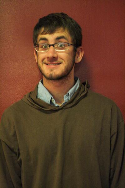 Portrait of Matt Helmuth