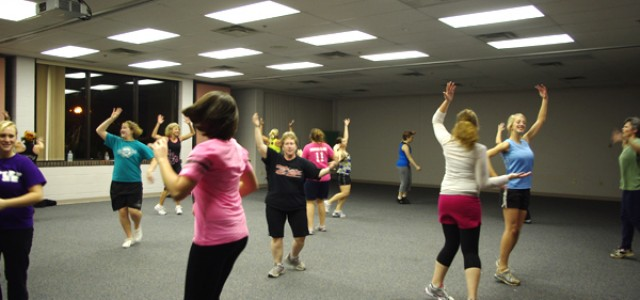 Embracing dancing, embracing Zumba