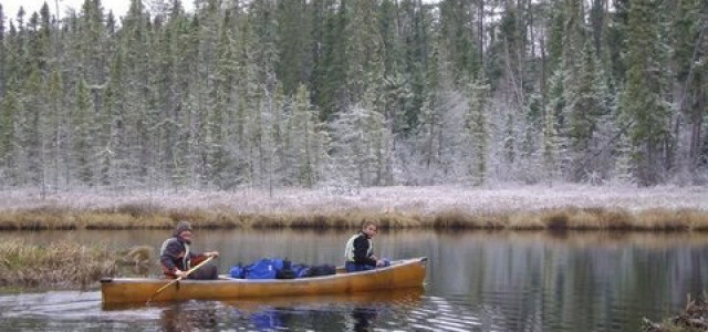 Students anticipate a May Term in the Boundary Waters