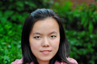 Portrait of Jing Jin