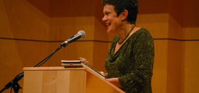 Poet speaks on writing, Mennonites, and beauty