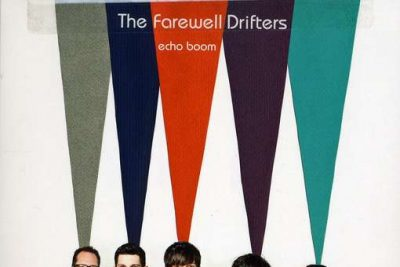 """Album cover for the Farewell Drifters' """"Echo Boom"""""""
