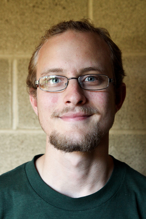 Portrait of Zachary Clouse