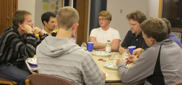 Campus men discuss sexual violence awareness
