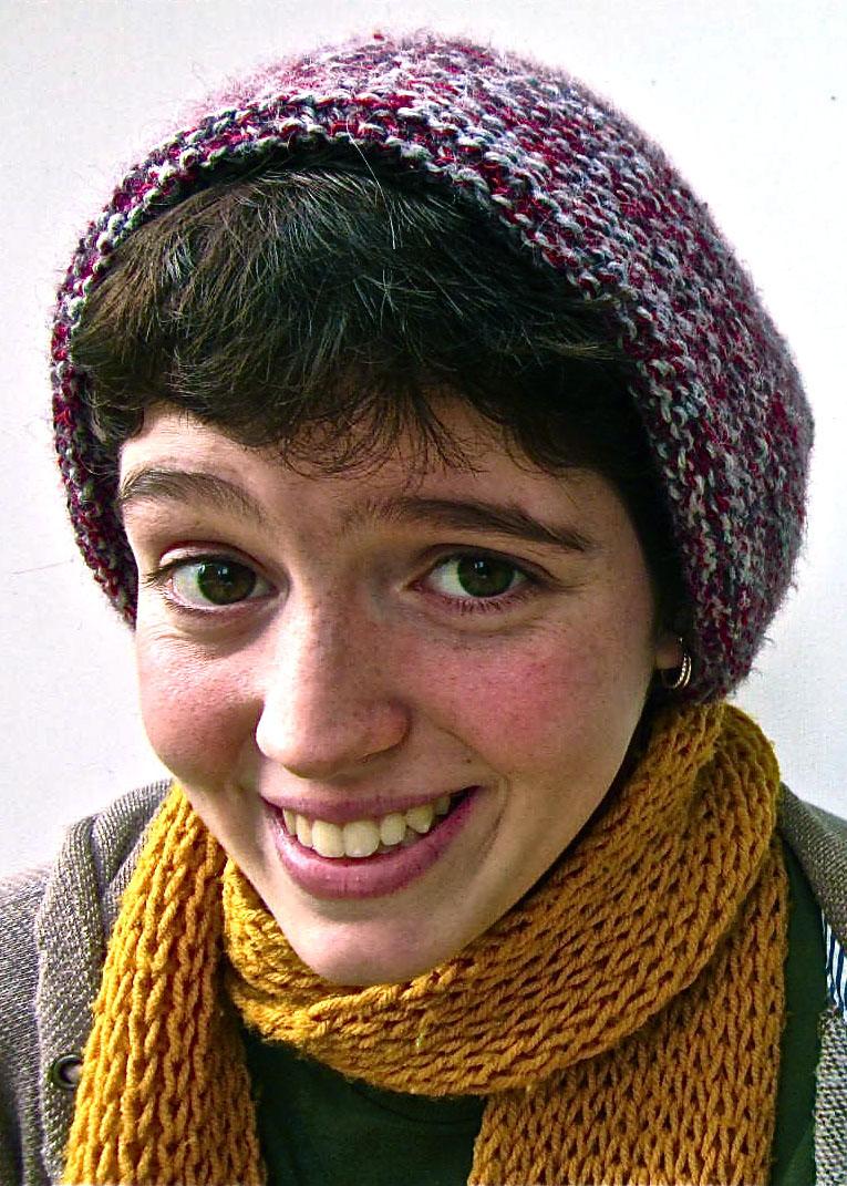 Portrait of Elspeth Spalter