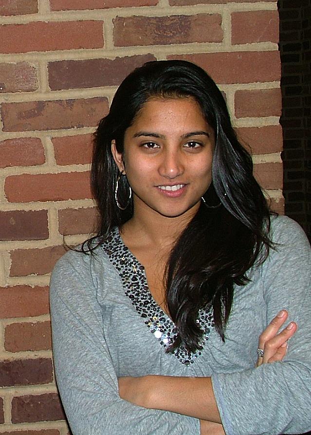 Portrait of Samita Thapa