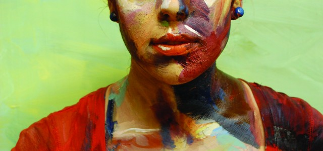Artist's Corner: Anna Ruth, Emma Ruth, Lydia Yoder by Twila Albrecht